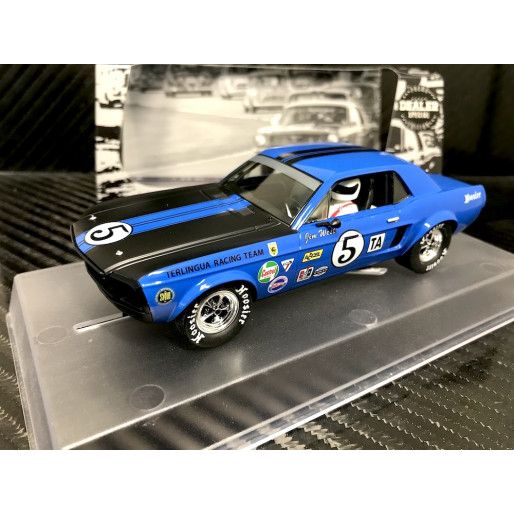 Pioneer P133-DS 1968 Trans-Am Mustang, 'blue version'