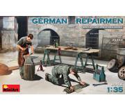 MiniArt 35353 Réparateurs Allemands