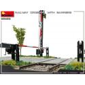 MiniArt 36059 Railroad Crossing