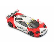 MRSLOTCAR MR1042 McLaren F1 GTR - Marlboro n.2 Zhuhai BPR 1996