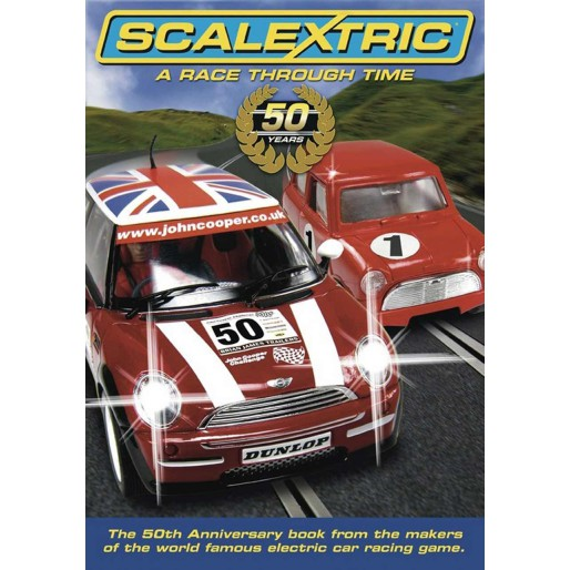 Scalextric Official 50th Anniversary Book