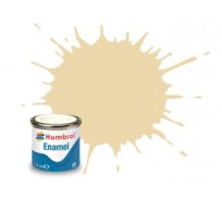 Humbrol AA0789 No. 71 Oak Satin - 14ml Enamel Paint