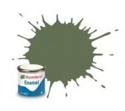Humbrol AA1122 No. 102 Vert Armée Mat - 14ml Peinture Enamel