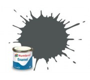 Humbrol AA0111 No. 111 Field Grey Matt - 14ml Enamel Paint
