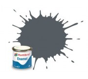 Humbrol AA1376 No. 125 US Dark Grey Satin - 14ml Enamel Paint