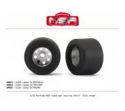 NSR 9053 3/32 Formula trued rear race tire SUPERGRIP 19x13 (2 pcs)