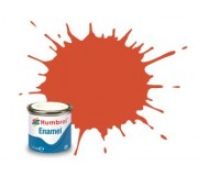 Humbrol AA1451 No. 132 Red Satin - 14ml Enamel Paint