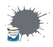 Humbrol AA1571 No. 145 Medium Grey Matt - 14ml Enamel Paint