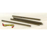 Slotdevil 200312340D 2,38mm Steel axle Thick 40mm (2 pcs)
