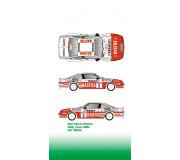 Avant Slot 51509 Opel Manta Bastos – Rally Ypress 1985