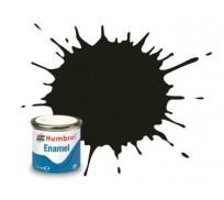 Humbrol AA1777 No. 163 Dark Green Satin - 14ml Enamel Paint