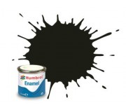 Humbrol AA1777 No. 163 Dark Green Satin - 14ml Enamel Paint