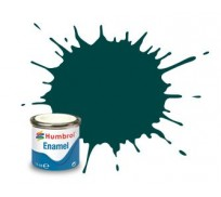 Humbrol AA0239 No. 239 British Racing Green Gloss - 14ml Enamel Paint