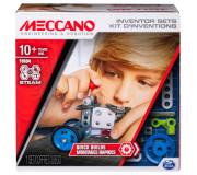 Meccano 6047095 Kit d'Inventions - Montages rapides