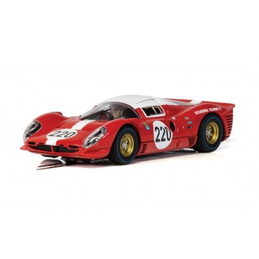 Scalextric C4163 412P - Targa Florio 1967