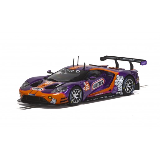 Scalextric C4078 Ford GT GTE – LeMans 2019 – No.85