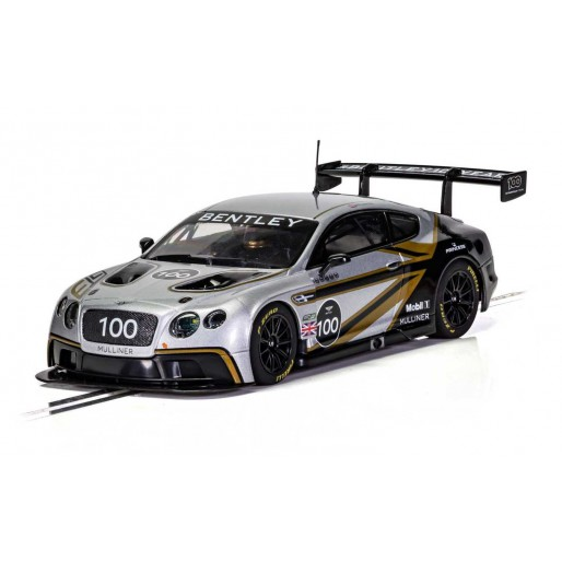 Scalextric C4057A Legends Bentley Continental GT3 Centenary Edition - Limited Edition