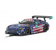 Scalextric C4023 Mercedes AMG GT3, Riley Motorsports Team