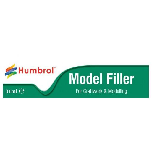 Humbrol AE3016 Model Filler - 31ml Tube