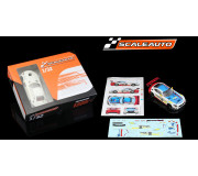 Scaleauto SC-6278RD AMG GT3 Suzuka 10h 2018 n.888 Kit course avec décalcomanies