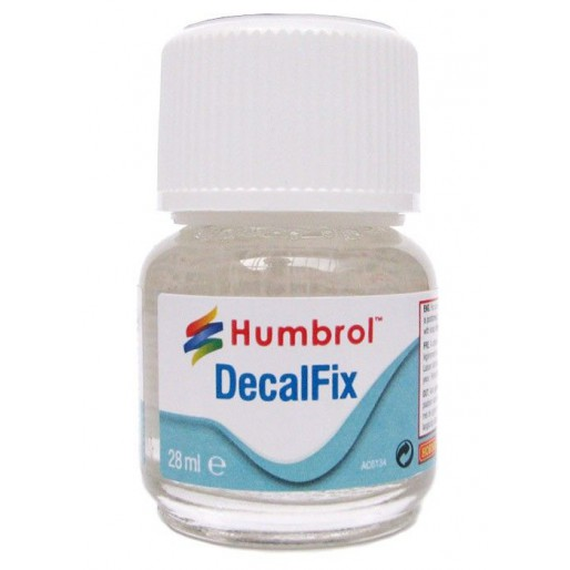 Humbrol AC6134 DecalFix - 28ml Bottle