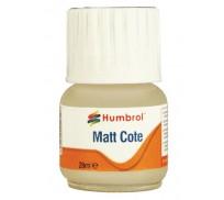 Humbrol AC5601 Modelcote Matt Cote - 28ml Bottle