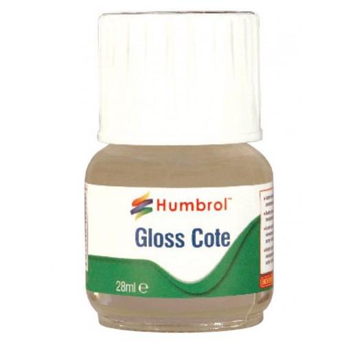 Humbrol AC5501 Modelcote Gloss Cote - 28ml Bottle