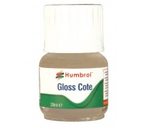 Humbrol AC5501 Modelcote Gloss Cote - 28ml Bottle