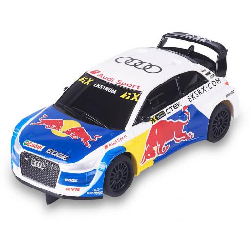 "SCX COMPACT Audi S1 WRX ""Red bull"""