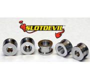 Slotdevil 20063231 Bearings Alu Race 2,38 x 4,9 x 3,8 mm (2 pcs)