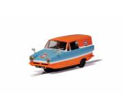 Scalextric C4193 Reliant Regal Van - Gulf Edition