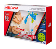 Meccano 6047097 Kit d'Inventions - Engrenages