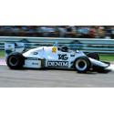 Flyslot W40102 Williams FW08 - 1983 Works Jacques Laffite