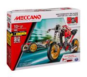 Meccano 6053371 Voiture et Moto - 5 Modèles