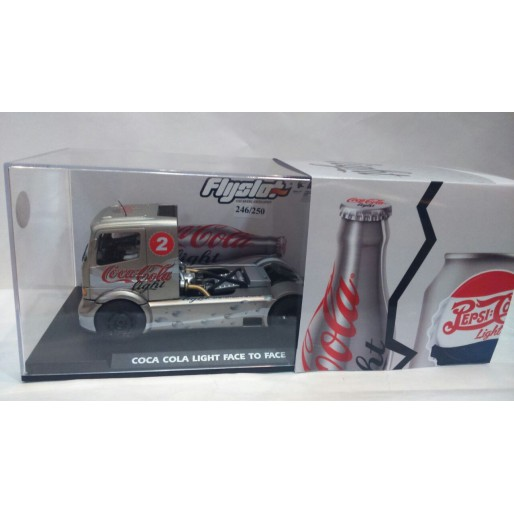 Flyslot 202304 Mercedes Benz Nogaro Coca Cola Light Face to Face