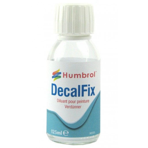 Humbrol AC7432 DecalFix - 125ml Bottle