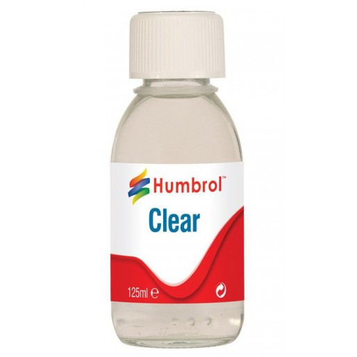 Humbrol AC7431 Vernis Brillant - 125ml Flacon
