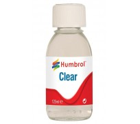 Humbrol AC7431 Gloss Clear - 125ml Bottle