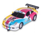 """SCX COMPACT Porsche 911 GT3 """"Tio"""" C10312"""