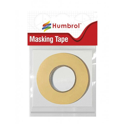 Humbrol AG6006 Masking Tape 6mm