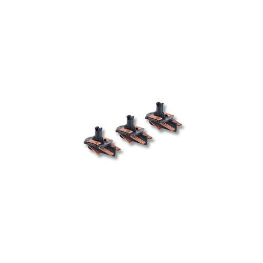 SCX Compact Guide with Braids (Black) C10379 (3 pcs)