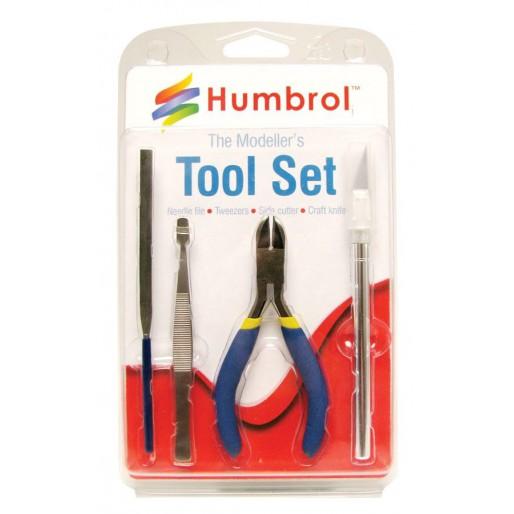 Humbrol AG9150 Petit Set d'Outil