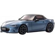 Kyosho AUTOSCALE MAZDA ROADSTER BLUE REFLEX MA020