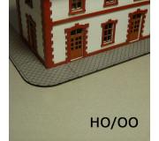 Proses LS-017 HO/OO Laser-Cut Sidewalks (Diamond)