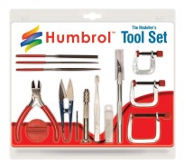 Humbrol AG9159 Medium Tool Set