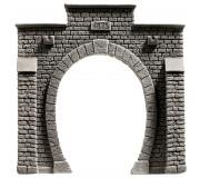 NOCH 58051 Tunnel-Portal, 1-gleisig, 13,5 x 12,5 cm
