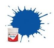 Humbrol AB0014 No. 14 French Blue Gloss - 14ml Acrylic Paint