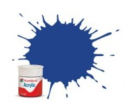 Humbrol AB0025 No. 25 Blue Matt - 14ml Acrylic Paint