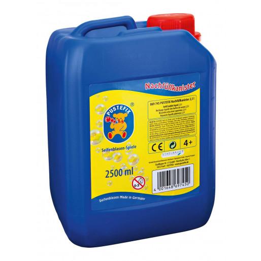 PUSTEFIX Liquid can 2,5 liter, ready mixed