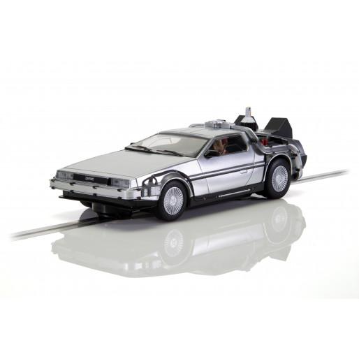 Scalextric C4117 DeLorean - 'Back to the Future'